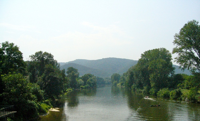 Trstenik on the Morava River