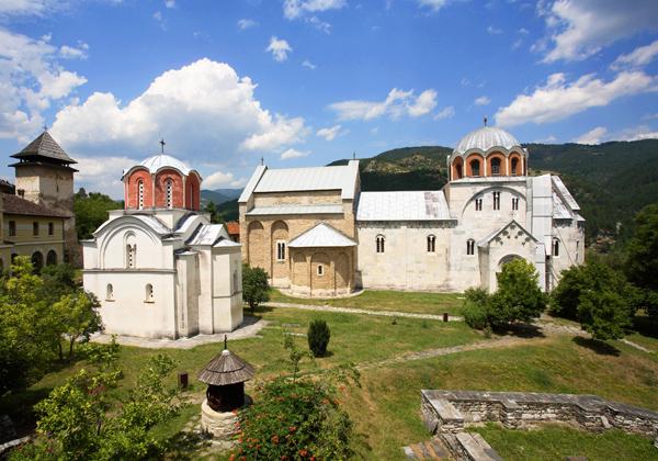 Studenica Monastery - Vrnjacka Banja