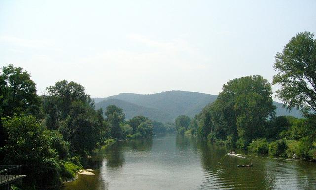 Trstenik on the Morava River