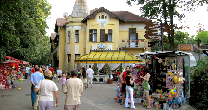 Vrnjacka Banja - Culture