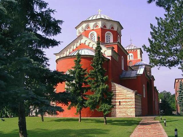Zica Manastery - Vrnjacka Banja