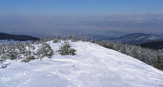 skiing vrnjacka banja goc